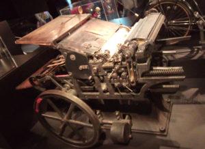 Las imprentas supusieron un cambio cultural en el siglo XV