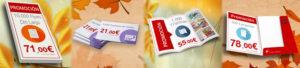 Imprimir barato flyers, tarjetas, trípticos... Ofertas Noviembre 2017