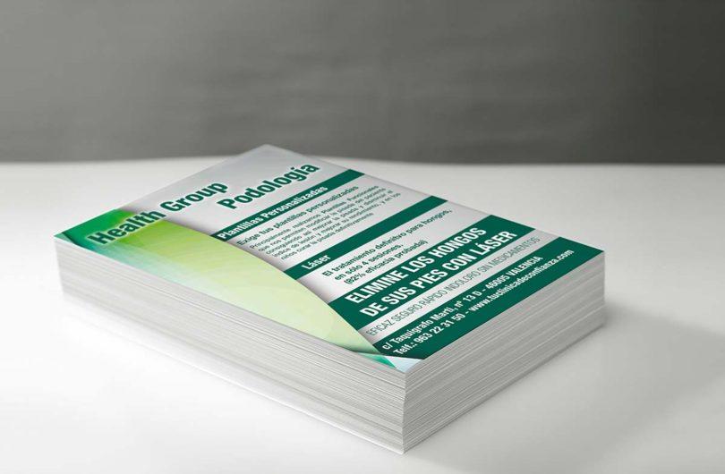 Imprimimos folletos baratos