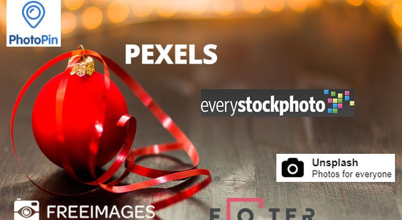 Imágenes navideñas: los mejores bancos de imágenes donde encontrarlas