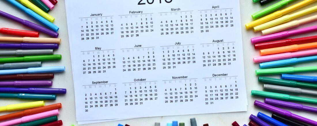 calendario para imprimir
