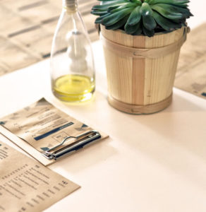 Consejos a la hora de imprimir cartas para restaurantes
