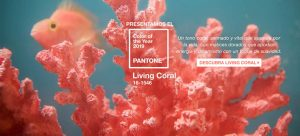Color Pantone 2019: Living Coral