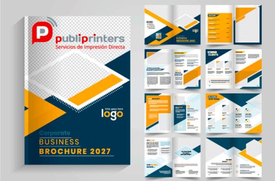 ¿Cómo imprimir revistas? | Publiprinters.com
