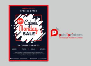 Formato de carteles publicitarios | Publiprinters.com