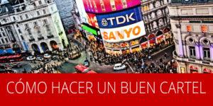 Hacer un cartel publicitario de forma fácil y eficaz | Publiprinters.com