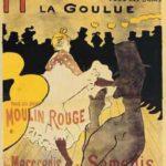 Cartel publicitario. Moulin Rouge, Henri Toulouse.