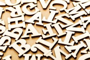 tipos letras para títulos