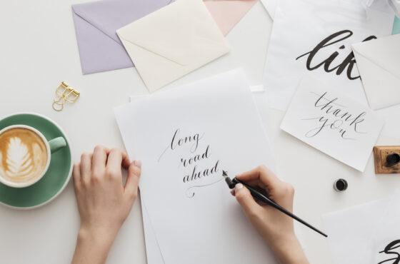 letras tipografía