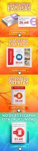 Tarjetas de visita baratas y otras ofertas de impresión en Publiprinters.